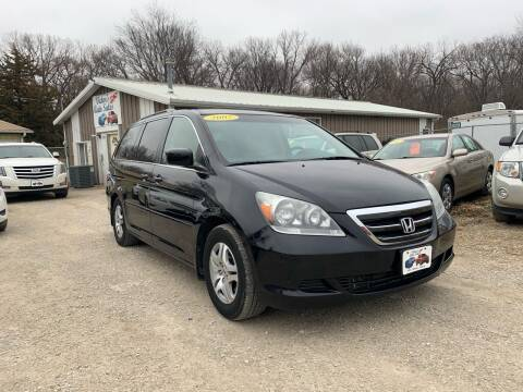 2007 Honda Odyssey for sale at Victor's Auto Sales Inc. in Indianola IA