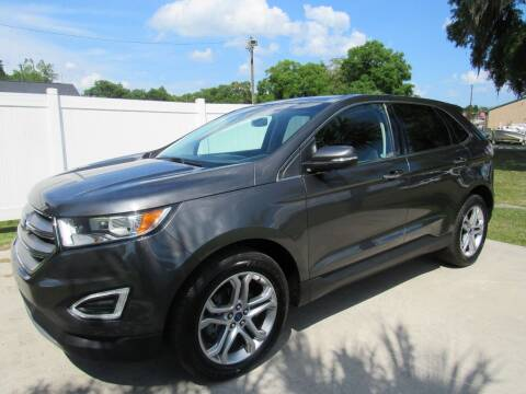 2016 Ford Edge for sale at D & R Auto Brokers in Ridgeland SC