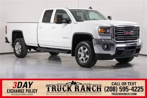 2016 GMC Sierra 3500HD for sale at Truck Ranch in Twin Falls ID