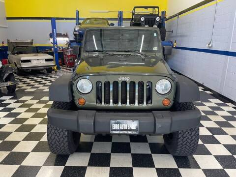 2008 Jeep Wrangler for sale at Euro Auto Sport in Chantilly VA