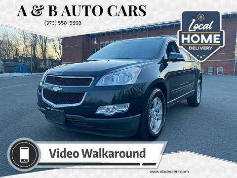 2010 Chevrolet Traverse for sale at A & B Auto Cars in Newark NJ