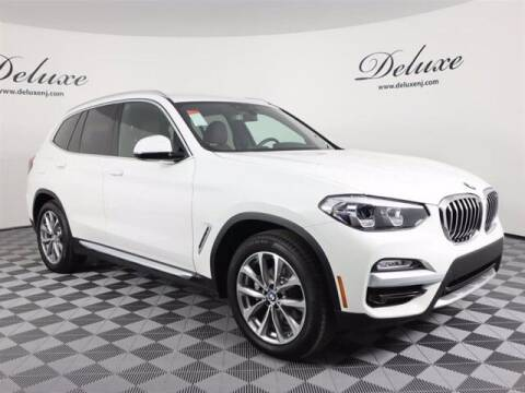 2019 BMW X3 for sale at DeluxeNJ.com in Linden NJ