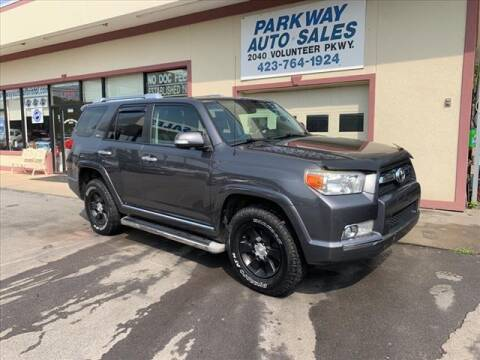 2010 Toyota 4Runner for sale at PARKWAY AUTO SALES OF BRISTOL in Bristol TN