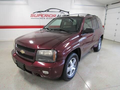 2007 Chevrolet TrailBlazer for sale at Superior Auto Sales in New Windsor NY