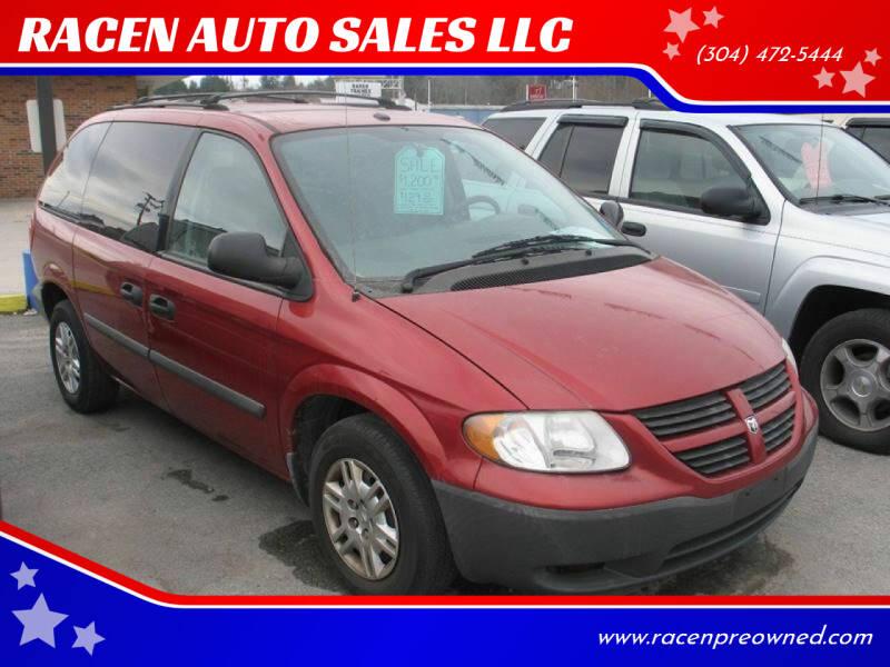 2007 Dodge Caravan for sale at RACEN AUTO SALES LLC in Buckhannon WV