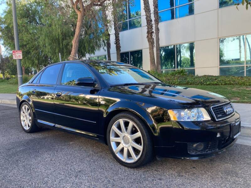 2004 Audi A4 for sale at Trade In Auto Sales in Van Nuys CA