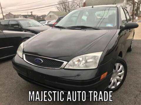 2007 Ford Focus for sale at Majestic Auto Trade in Easton PA