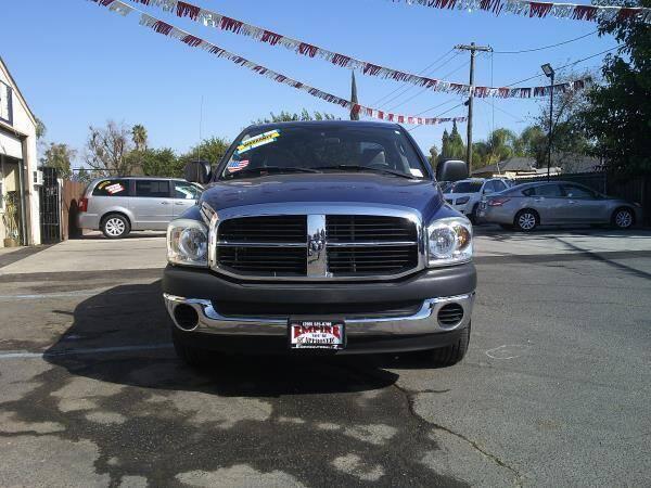 2008 Dodge Ram Pickup 1500 for sale at Empire Auto Sales in Modesto CA