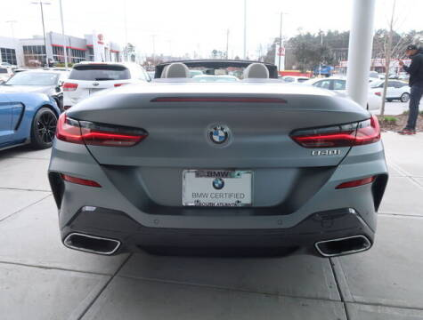 2020 BMW 8 Series for sale at Southern Auto Solutions - BMW of South Atlanta in Marietta GA
