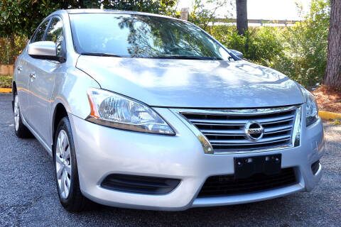 2015 Nissan Sentra for sale at Prime Auto Sales LLC in Virginia Beach VA