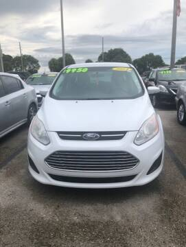 2014 Ford C-MAX Hybrid for sale at DAN'S DEALS ON WHEELS in Davie FL
