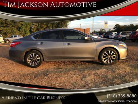 2017 Nissan Altima for sale at Tim Jackson Automotive in Jonesville LA