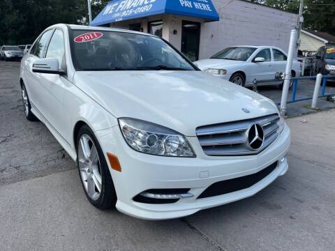 2011 Mercedes-Benz C-Class for sale at Great Lakes Auto House in Midlothian IL