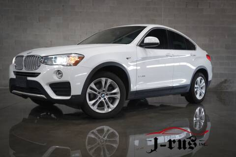 2015 BMW X4 for sale at J-Rus Inc. in Macomb MI