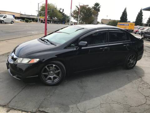2009 Honda Civic for sale at DaCosta's Auto World in Fairfield CA