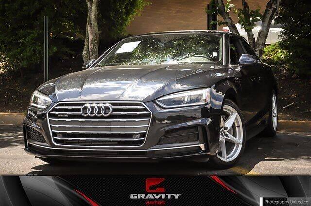 2018 Audi A5 for sale at Gravity Autos Atlanta in Atlanta GA