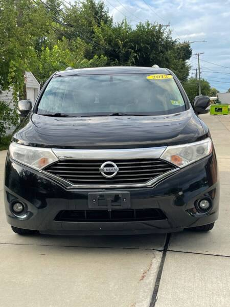 2012 Nissan Quest for sale at Suburban Auto Sales LLC in Madison Heights MI