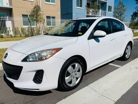 2012 Mazda MAZDA3 for sale at LA Motors Miami in Miami FL