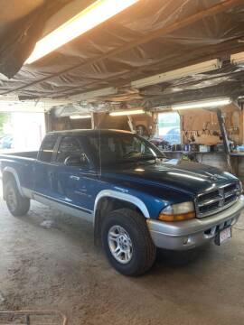 2002 Dodge Dakota for sale at Lavictoire Auto Sales in West Rutland VT