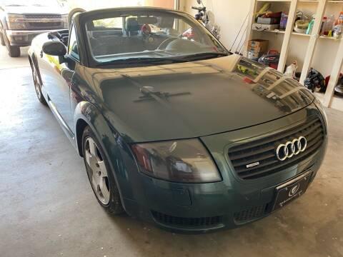 2001 Audi Quattro for sale at Gabes Auto Sales in Odessa TX