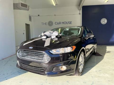 2013 Ford Fusion for sale at The Car House of Garfield in Garfield NJ
