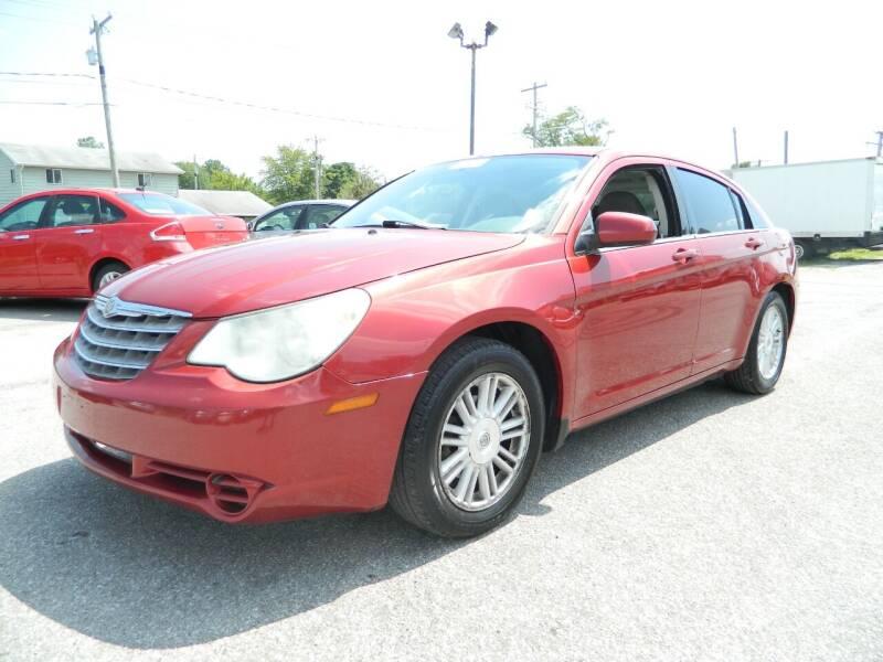 2007 Chrysler Sebring for sale at Auto House Of Fort Wayne in Fort Wayne IN