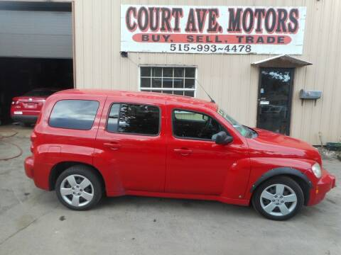 2009 Chevrolet HHR for sale at Court Avenue Motors in Adel IA