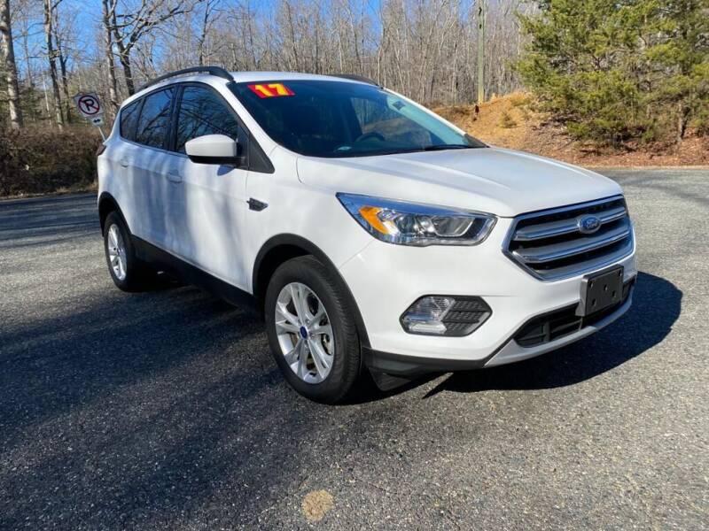 2017 Ford Escape for sale at 4Auto Sales, Inc. in Fredericksburg VA