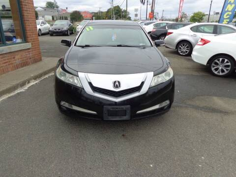 2011 Acura TL for sale at Merrimack Motors in Lawrence MA