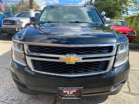 2015 Chevrolet Tahoe for sale at Best Cars R Us in Plainfield NJ