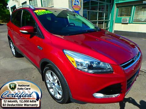 2015 Ford Escape for sale at Jon's Auto in Marquette MI