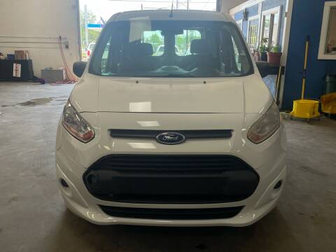 2014 Ford Transit Connect Cargo for sale at Ricky Auto Sales in Houston TX