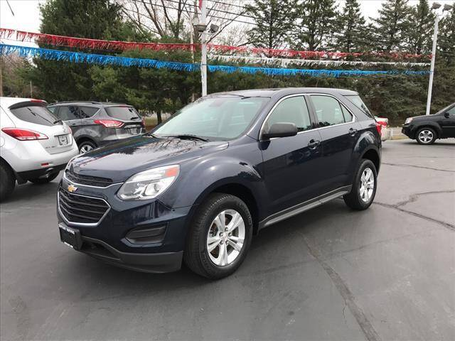 2016 Chevrolet Equinox for sale at Patriot Motors in Cortland OH