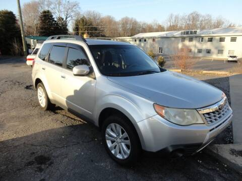 2011 Subaru Forester for sale at HAPPY TRAILS AUTO SALES LLC in Taylors SC