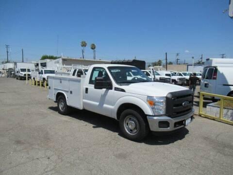 2012 Ford F-250 Super Duty for sale at Atlantis Auto Sales in La Puente CA