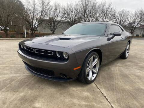 2015 Dodge Challenger for sale at Triple A's Motors in Greensboro NC