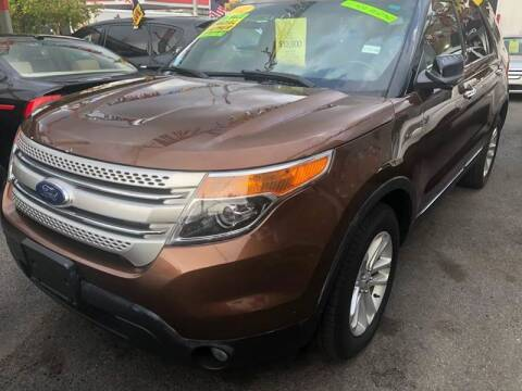 2012 Ford Explorer for sale at Gallery Auto Sales in Bronx NY