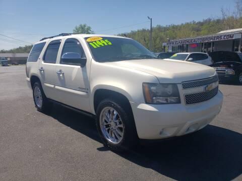 2008 Chevrolet Tahoe for sale at Elk Avenue Auto Brokers in Elizabethton TN
