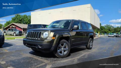 2016 Jeep Patriot for sale at Sedo Automotive in Davison MI