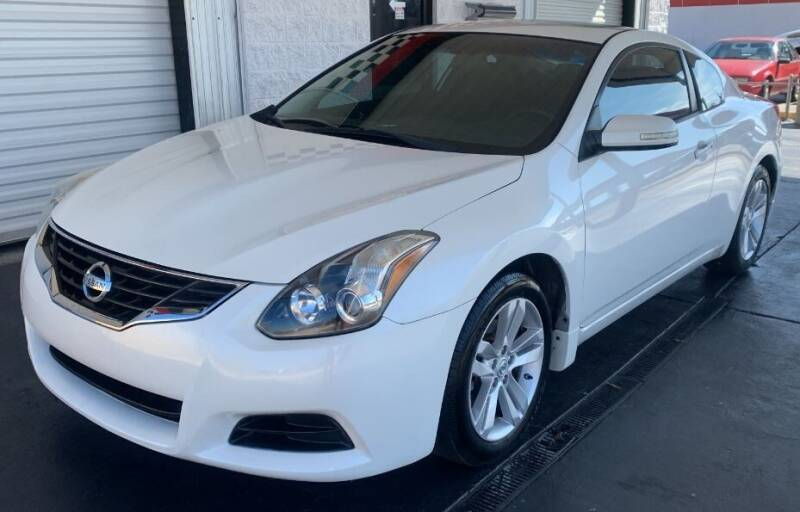 2010 Nissan Altima for sale at Tiny Mite Auto Sales in Ocean Springs MS