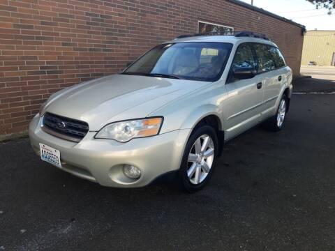 2006 Subaru Outback for sale at South Tacoma Motors Inc in Tacoma WA