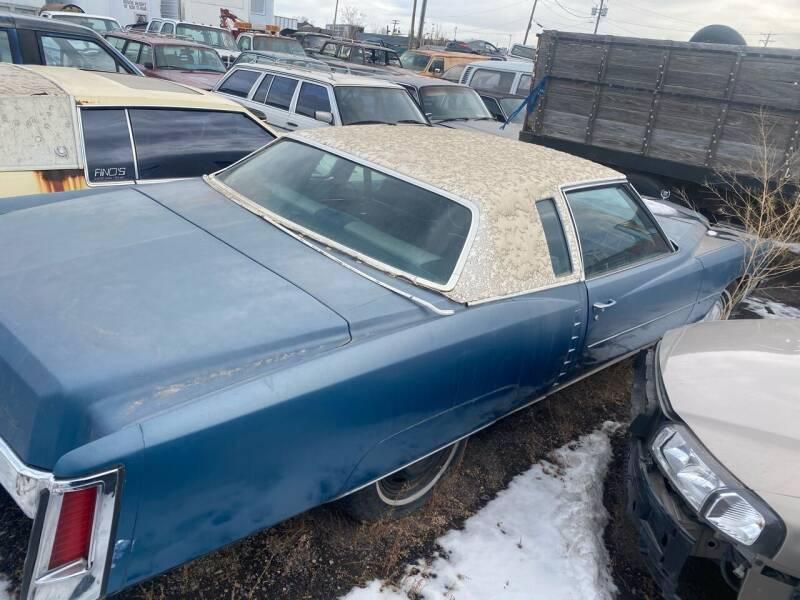 1972 Cadillac Eldorado for sale in Denver, CO