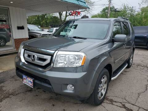 2009 Honda Pilot for sale at New Wheels in Glendale Heights IL