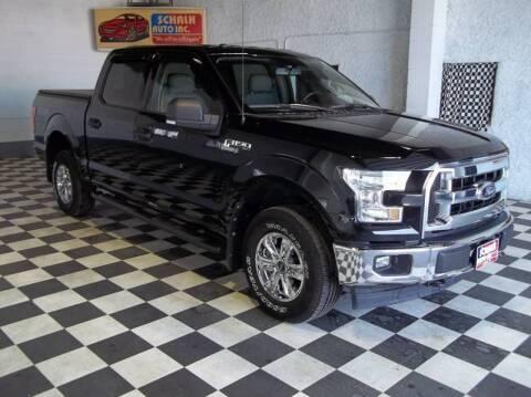 2017 Ford F-150 for sale at Schalk Auto Inc in Albion NE
