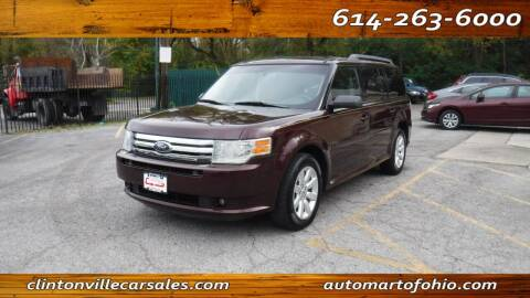 2009 Ford Flex for sale at Clintonville Car Sales - AutoMart of Ohio in Columbus OH