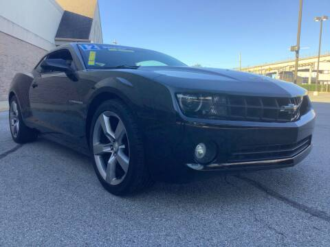 2012 Chevrolet Camaro for sale at Active Auto Sales Inc in Philadelphia PA