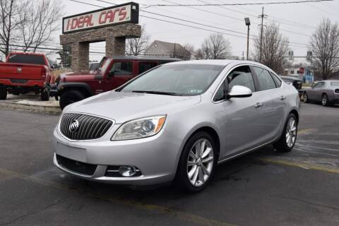 2012 Buick Verano for sale at I-DEAL CARS in Camp Hill PA