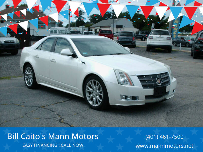 2011 Cadillac CTS for sale at Bill Caito's Mann Motors in Warwick RI