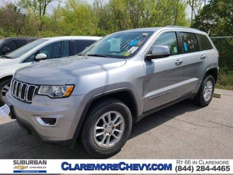 2019 Jeep Grand Cherokee for sale at Suburban Chevrolet in Claremore OK