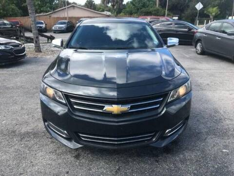 2015 Chevrolet Impala for sale at Denny's Auto Sales in Fort Myers FL